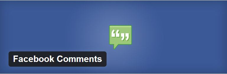 إضافة facebook comments للووردبريس